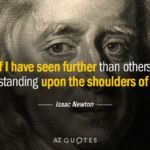 Quote-Innovation Stratecution-Isaac Newton
